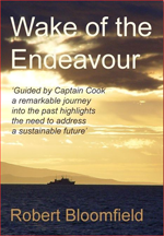 Wake of the Endeavour - Front cover