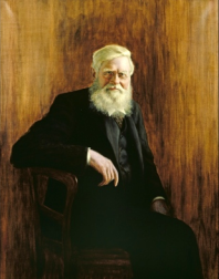 Alfred Russel Wallace the emergent envirnmentalist